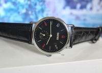 Used SkMEI Japan Quartz Leather Watch ° New in Dubai, UAE