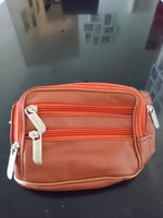 Used NEW LEATHER WAIST BAG ANY SIZE in Dubai, UAE