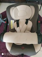 Used Steam cleaned baby car seat 2 to 4 years in Dubai, UAE