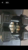 Used 6kg Dumbbell pair in Dubai, UAE