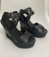 Used New wedges from All Saints  in Dubai, UAE