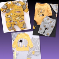 Used Yellow Baby Suits by Patpat in Dubai, UAE