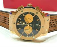"HUBLOT ""Copper Dial"" MEN'S WATCH/WRIST FASHION"