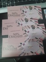Beauty Salon voucher/coupon