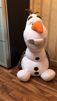 Used Giant plush olaf disney in Dubai, UAE