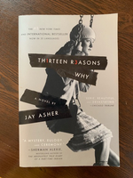 Used Thirteen reasons why by Jay Asher  in Dubai, UAE