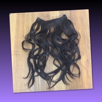 Used WAVE STRAIGHT SYNTHETIC HAIR EXTENSION  in Dubai, UAE