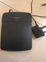 Used Linksys router for sale  in Dubai, UAE