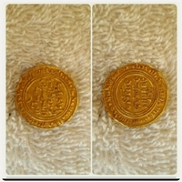 Used Antique Islamic gold quarter Dinar coin' in Dubai, UAE
