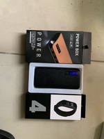 Bundle offer power bank with m4 band