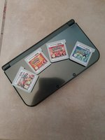 Used Nintendo 3ds with 4 games and charger in Dubai, UAE