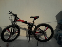 Used Sports bike cycle with gears used neat in Dubai, UAE
