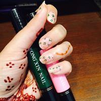 Used Nail Pens . 4 Different Colors . 40for Two Of Your Choice And A Nailpaint Remover Free in Dubai, UAE