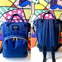 Used Maternity backpack BLUE in Dubai, UAE