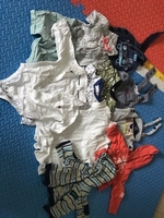 Used Baby boy mixed clothes  in Dubai, UAE