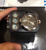 Used men sport watch 50m water resistant. in Dubai, UAE