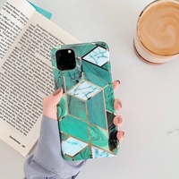 Green Marble case for iPhone 11 Pro/Max