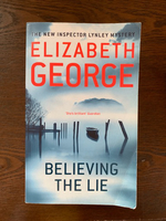 Used Believing the lie by Elizabeth George  in Dubai, UAE