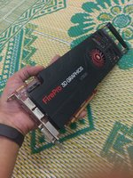 Used Firepro 3D Graphics card 2gb DDR5 in Dubai, UAE