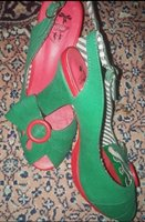 Used Green small heel in Dubai, UAE