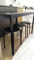 Used Dining table +four chair in Dubai, UAE