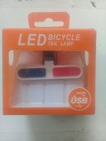 Used Led bicycle tail lamp in Dubai, UAE