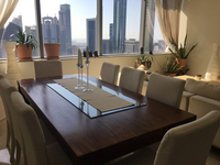 Used Table from THE ONE and 8 chairs in Dubai, UAE