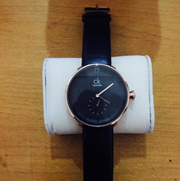 Used CK Brand New Leather Watch..First Quality Replica..fresh Piece For Cheap Price. in Dubai, UAE