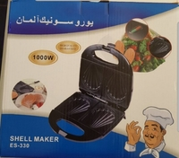 Used New sandwich maker fancy shell shape in Dubai, UAE