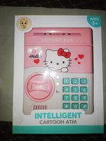 Hello Kitty Electronic Piggy Bank