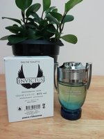 Used Invictus tester perfume in Dubai, UAE