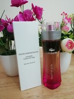 Used Lacoste touch of pink women edt in Dubai, UAE