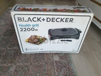 Used Grill set Black decker in Dubai, UAE