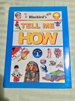 Used Tell me HOW book for kids in Dubai, UAE