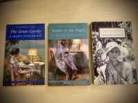 Used 3 Novels by F. Scott Fitzgerald in Dubai, UAE