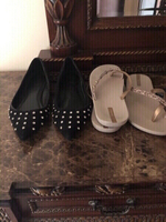 Used Aldo ( shoes ) & Ipanema preloved  in Dubai, UAE