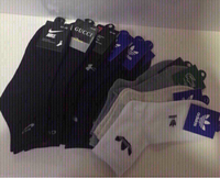 Used Branded men's socks 10 pcs set in Dubai, UAE