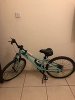 Used Liv bike teal color in Dubai, UAE