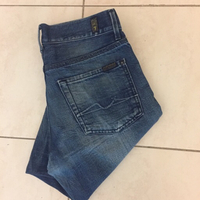Used Authentic high end jeans size 28 in Dubai, UAE