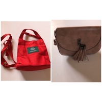 Used Girls handbag 👜 small size (new) in Dubai, UAE