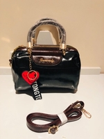 Used Small handbag with strap and key ring in Dubai, UAE