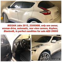 Used NISSAN Juke 2015 in Dubai, UAE