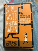 Used JONAS JONASSON BOOK in Dubai, UAE