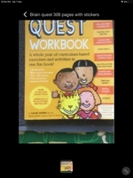 Used Brain quest book 309 pages for kids in Dubai, UAE