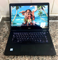 Used Dell i5 Touch 16GB DDR4 256Gb SSD in Dubai, UAE