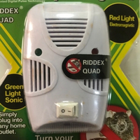 Used Ultrasonic insect repeller (new) in Dubai, UAE