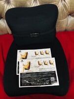 Used Car Sit Cushion Black  ❤️ in Dubai, UAE