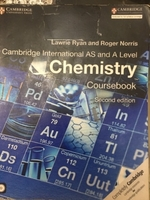 Used Chemistry AS & A level Text book in Dubai, UAE