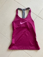 Used Nike gym workout dry fit top size Xs in Dubai, UAE