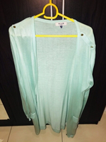 Used jacket L size, mint color from Riva  in Dubai, UAE